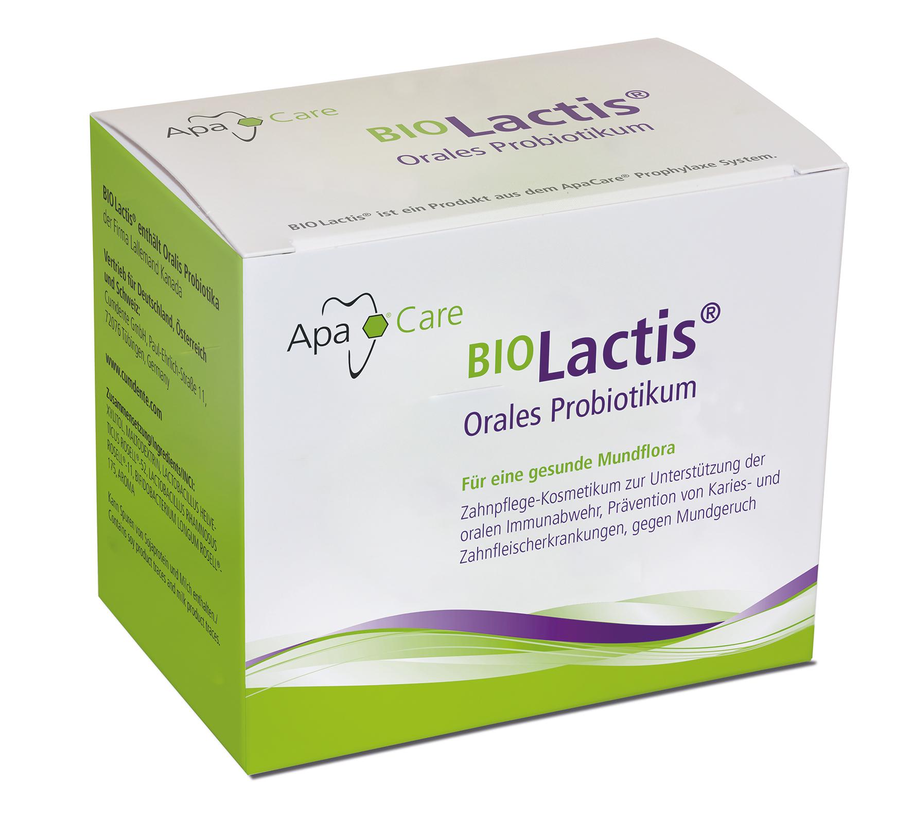 Orales Probiotikum